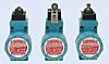 IP67 Snap Action Limit Switch Plunger Aluminium, NO/NC,