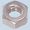 Yahata Neji Stainless Steel Hex Nut, Plain, M3