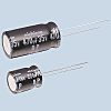 Nichicon 22μF Electrolytic Capacitor 50V dc, Through Hole