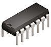 Microchip PIC16LF1704-I/P, 8bit PIC Microcontroller, PIC16F, 32MHz, 4096 words Flash, 14-Pin PDIP