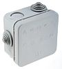 PP IP55 Junction Box, 75 x 75 x