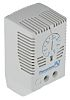 Pfannenberg, Enclosure Thermostat, Adjustable, NO, DIN Rail, 120