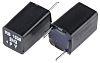 RS PRO Polystyrene Capacitor 2.2nF 63V dc ±1%