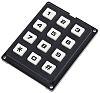 EOZ IP40 12 Key Keypad