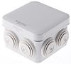 Schneider Electric Mureva Junction Box, IP55, 65mm x
