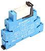 Finder, 24V ac/dc DPDT Interface Relay Module, Screw