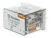Finder, 230V ac Coil Non-Latching Relay 4PDT, 12A