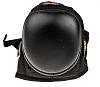 RS PRO Black Gel Adjustable Strap Knee Pad
