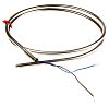 RS PRO Type K Thermocouple 1m Length, 6mm