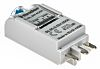 Finder, 24V ac/dc Interface Relay Module, Plug In