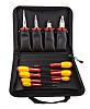 RS PRO 11 Piece Electricians Tool Kit with