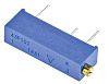 Vishay 43P Series 20-Turn Through Hole Trimmer Resistor