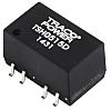 TRACOPOWER TSH 2W Isolated DC-DC Converter Surface Mount,