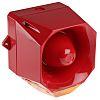 Asserta Midi Sounder Beacon, 108dB, Amber LED, 9