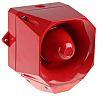 Fulleon Asserta Midi Sounder Beacon 110dB, Red LED,