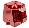 Fulleon Asserta Midi Sounder Beacon 110dB, Red LED,