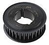 Steel Timing Belt Pulley, 28mm Belt Width x