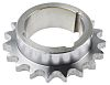 RS PRO 19 Tooth Taper Bush Sprocket