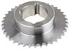 RS PRO 38 Tooth Taper Bush Sprocket