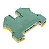 Weidmuller ATEX, WPE, 800 V Earth Block, Screw