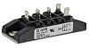 IXYS VUO70-16NO7, 3-phase Bridge Rectifier Module, 70A 1600V,
