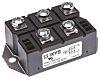 IXYS VUO110-12NO7, 3-phase Bridge Rectifier Module, 127A 1200V,