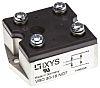 IXYS VBO30-16NO7, Bridge Rectifier Module, 35A 1600V, 4-Pin