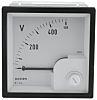 GILGEN Muller & Weigert AC Analogue Voltmeter, 500V,