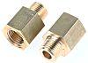 Legris LF3000 250 bar Brass Pneumatic Straight Threaded