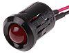 RS PRO Red Flashing LED Indicator, 12 V