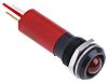 RS PRO Red Indicator, 24 V ac/dc, 12mm