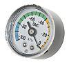 SMC GZ46-K-02 Analogue Positive Pressure Gauge Back Entry