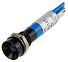 RS PRO Blue Indicator, 24 V ac/dc, 8mm