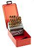 RS PRO 25 piece Metal Twist Drill Bit