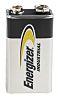 Energizer Industrial Energizer Alkaline 9V Batteries PP3