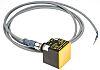 Turck Inductive Sensor - Block, PNP Output, 30