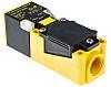 Turck Inductive Sensor - Block, PNP-NO Output, 50