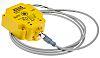 Turck Inductive Sensor - Block, PNP-NO/NC Output, 70