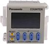 Panasonic, 4 Digit, LCD, Digital Counter, 5kHz, 12