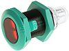 Pepperl + Fuchs Retroreflective Photoelectric Sensor with Barrel