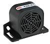 RS PRO Black Single Tone Tone Electronic Sounder