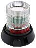 RS PRO Xenon Beacon, 115 V ac, Flashing,