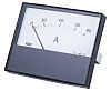 HOBUT R68M Analogue Panel Ammeter 80A DC, 63.5mm
