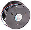 ebm-papst Centrifugal Fan 101 x 51.7mm, 190m³/h, 24