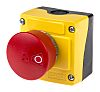 BACO Surface Mount Mushroom Head Emergency Button -