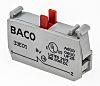 BACO BACO Contact Block 1NC Screw terminal
