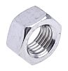 RS PRO Stainless Steel, Hex Nut, M16