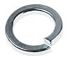 ZnPt steel 1 coil spring washer,M20