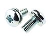 RS PRO M5 x 10mm Zinc Plated Steel