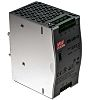 Mean Well DR, DIN Rail Panel Mount Power